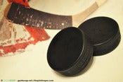 Image of Hockey Geek Regulation Puck GEEKSOAP