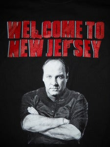 Image of CULT LEADER WELCOME TO NJ T SHIRT