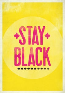 Image of STAY BLACK Y gift card