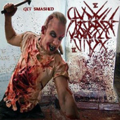 Image of 5 STABBED 4 CORPSES &quot;Get smashed&quot; CD