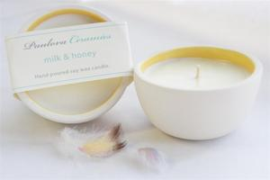 Image of Honey Soy Candle