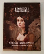 Image of 'Seeing is Believing' Signed Show Pamphlet