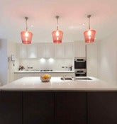 Image of Curiousa &amp; Curiousa: Extra Large Hand Blown Glass Pendants
