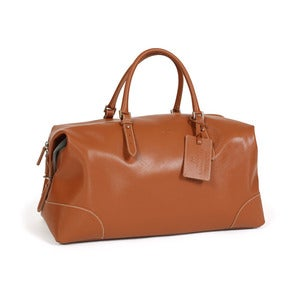 Image of Leather Weekender