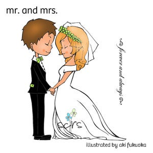 Image of Mr. and Mrs.