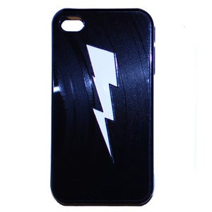 Image of iPhone 4/4S/5 Case - Lightning Bolt