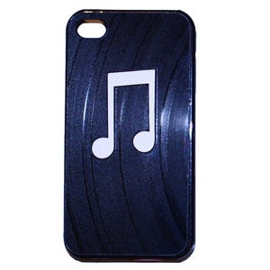 Image of iPhone 4/4S/5 Case - Music Note