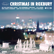 Image of Mattfoley, L Contra, Michael Hutcherson - Christmas in Roxbury LP VINYL (Villa Magica)