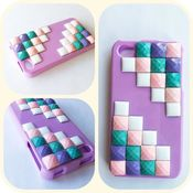 Image of The Spring Fling LSD Studded Iphone 4 Case