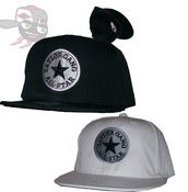 Image of Taylor Gang All Star Snapback Hat Cap in Black or White