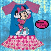 Image of **SOLD OUT** Minnie Mouse Dress - Size 6