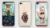 Image of Society6 iPhone and iPod Skins