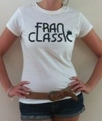 Image of FranClassic White T-Shirt