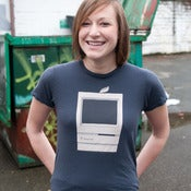 Image of the one (mac classic tee)