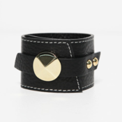 Image of Giant Stud Leather Cuff