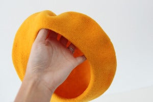Image of FLASH LISTING  Vintage French Beret