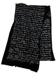 Image of DEBBIE LYRICS SCARF