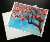 Image of Cherry Tree Fine Art Print 8.5x11