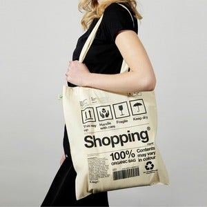 Image of SHOPPING BEING BAG