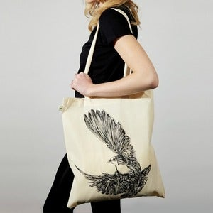 Image of THE DOVE BAG_By Si Scott