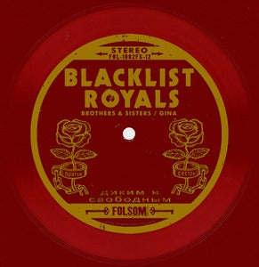 "Image of Blacklist Royals ""Brothers and Sisters"" flexi single"