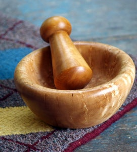 Image of Mortar & Pestle for the Foodie Kitchen