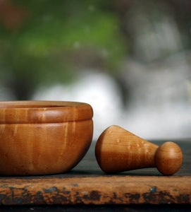 Image of Mortar & Pestle #2