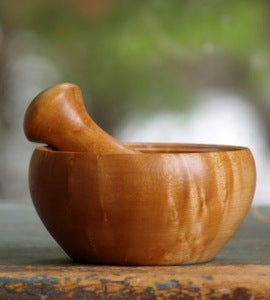 Image of Mortar & Pestle #1