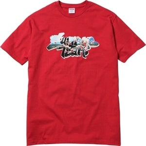 Image of SUPREME Team Tee (Red)