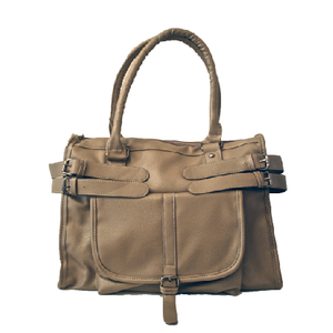 Image of Dark Khaki Shoulder Hand Bag