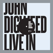 "Image of John Digweed Live in Cordoba Limited 12"" Vinyl 1 last 3 copies"