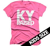 Image of KY Raised Kids in Pink & White