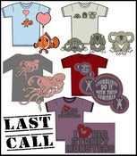 Image of Last Call Shirts!
