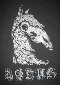 Image of Horse Skull shirt #1