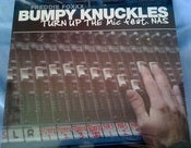 Image of Bumpy Knuckles Turn Up The Mic (feat. Nas) (Vinyl)