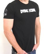 Image of Dying Scene T-Shirt (Black)