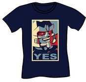 "Image of ""YES"" t-shirt"