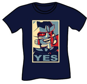 Image of &quot;YES&quot; t-shirt