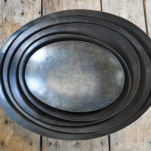 Image of Metal Nesting Bowls