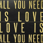 Image of All You Need Is Love