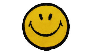 Image of Vintage Smiley Patch