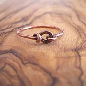Image of Latch Ring- Copper