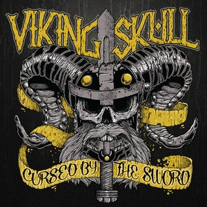 Image of VIKING SKULL | Cursed by the Sword (Limited Stock)