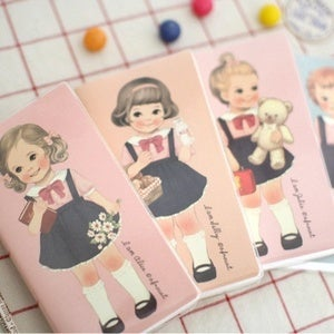 Image of Paper doll mate pocket book3