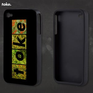 Image of Toke - Weed Boxes - iPhone case