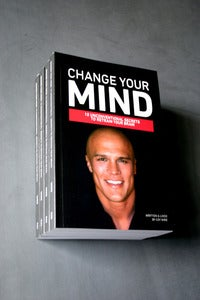 Image of Change Your Mind: Book