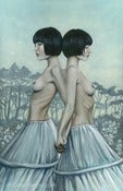 Image of Twins/Special Edition Canvas Print/16x24