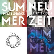 Image of I Heart Sharks - CD Bundle