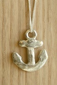 Image of Anchor Necklace 3D