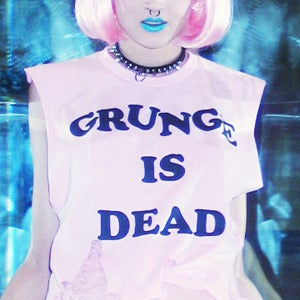 Image of GRUNGE IS DEAD 
